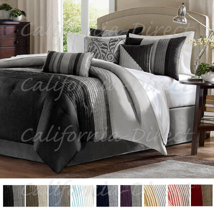 Madison Park Amherst comforter, luxury 7-piece set size 4