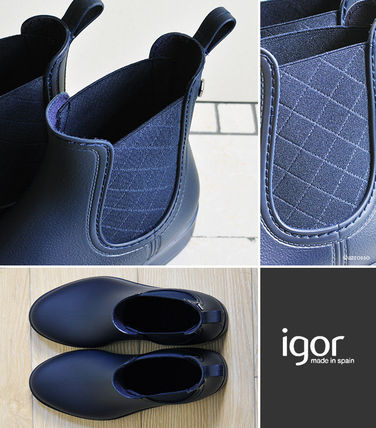 Igor Ankle & Booties PVC Clothing Ankle & Booties Boots 5