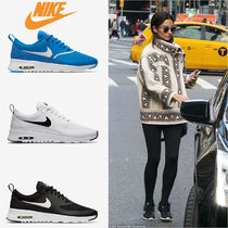 Nike AIR MAX Casual Style Plain Low-Top Sneakers