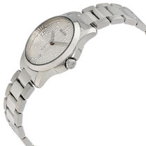 GUCCI Round Quartz Watches Stainless Elegant Style Analog Watches