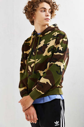 ROTHCO Hoodies Pullovers Camouflage Sweat Street Style Long Sleeves Hoodies 3
