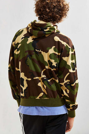 ROTHCO Hoodies Pullovers Camouflage Sweat Street Style Long Sleeves Hoodies 4