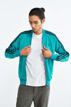 adidas SUPERSTAR Short Street Style Plain Track Jackets