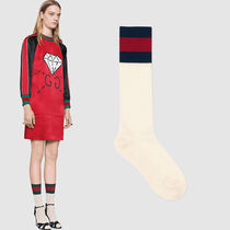 GUCCI Stripes Socks & Tights