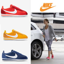 Nike CORTEZ Casual Style Plain Low-Top Sneakers