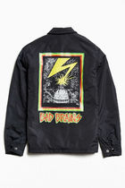 OBEY Short Street Style Coach Jackets Coach Jackets
