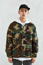 ROTHCO Short Camouflage Street Style Chester Coats