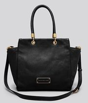Marc by Marc Jacobs 2WAY Plain Leather Elegant Style Totes