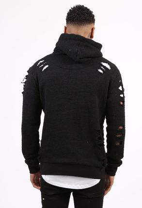 CRIMINAL DAMAGE Hoodies Pullovers Street Style Long Sleeves Hoodies 2