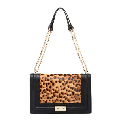 Leopard Patterns 2WAY Handbags