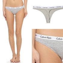 Calvin Klein Plain Cotton Underwear