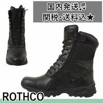 ROTHCO Street Style Engineer Boots
