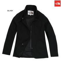 THE NORTH FACE Argile Casual Style Wool Street Style Plain Medium Jackets