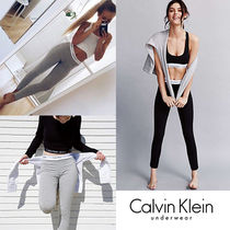Calvin Klein Street Style Plain Cotton Lounge & Sleepwear