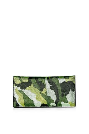 Camouflage Nylon Long Wallets