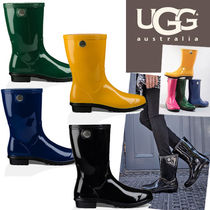 UGG Australia Tropical Patterns Round Toe Casual Style Enamel