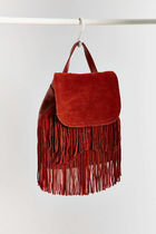 Urban Outfitters Casual Style Fringes Backpacks