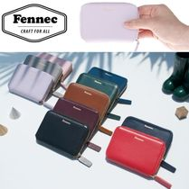 Fennec Leather Coin Purses