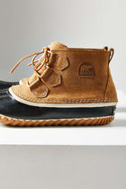 SOREL Platform Plain Toe Mountain Boots Casual Style Street Style