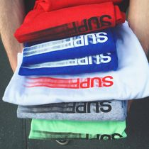 Supreme Street Style Collaboration Short Sleeves T-Shirts