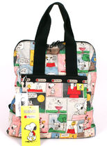 LeSportsac Collaboration Backpacks