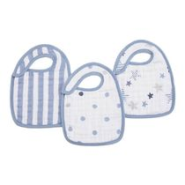 aden+anais Baby Boy Bibs & Burp Cloths