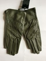 Primark Plain Leather Leather & Faux Leather Gloves