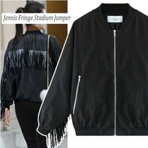 Street Style Medium MA-1 Bomber Jackets