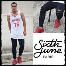 Sixth June Denim Plain Joggers Jeans & Denim
