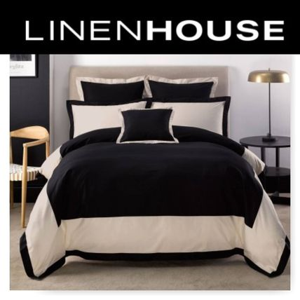 LINEN HOUSE Plain Comforter Covers Duvet Covers
