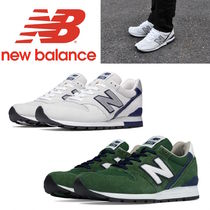 New Balance 996 Suede Plain Sneakers