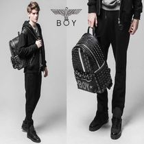 BOY LONDON Star Street Style Backpacks