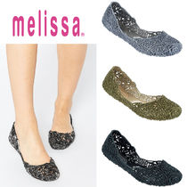 Melissa Casual Style Ballet Shoes
