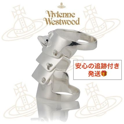 Vivienne Westwood Armour Ring Silver