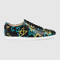 GUCCI Gucci Ghost Collaboration Low-Top Sneakers