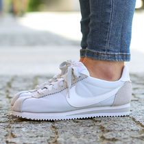 Nike CORTEZ Open Toe Casual Style Street Style Plain Low-Top Sneakers