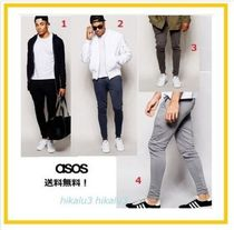 ASOS Street Style Plain Cotton Skinny Fit Pants