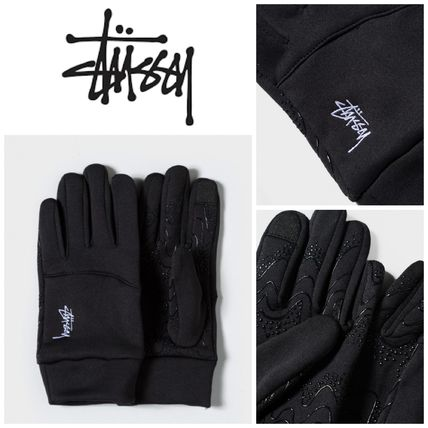 STUSSY 16AW E TOUCH GLOVES