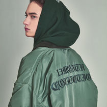 13MONTH MA-1 Bomber Jackets