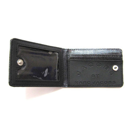 Cambus Street Style Plain Card Holders