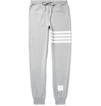 THOM BROWNE Cotton Pants