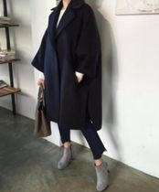 Wool Long Handmade Chester Coats