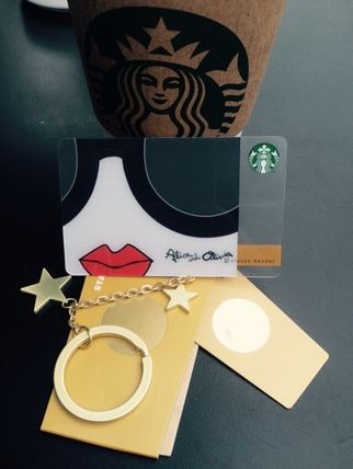 Alice+Olivia Taiwan Starbucks card