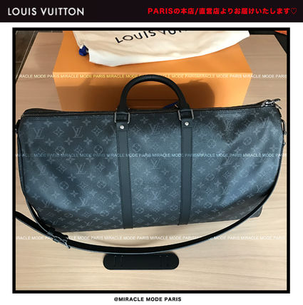 Japan sold out Louis Vuitton material Keepall 55 Bandouliere