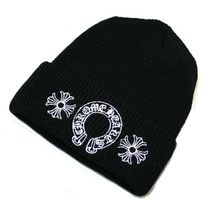 CHROME HEARTS Unisex Knit Hats