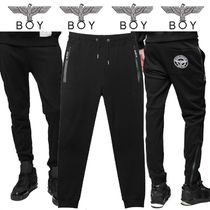 BOY LONDON Street Style Cotton Sarouel Pants