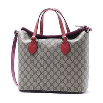 GUCCI 2WAY Leather Totes