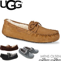 UGG Australia OLSEN Sheepskin Oxfords