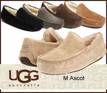 UGG Australia ASCOT Sheepskin Oxfords