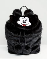 LAZY OAF Faux Fur Street Style Collaboration Other Animal Patterns